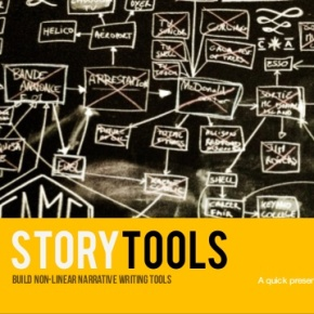 StoryTools: Let's build a tool for writing non-linear stories | David Dufresne