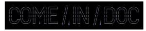 Logo Comeindoc invertit