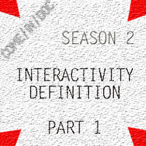 COME/IN/DOC | Interactivity Definition [Part 1]