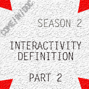 COME/IN/DOC | Interactivity Definition [Part 2]