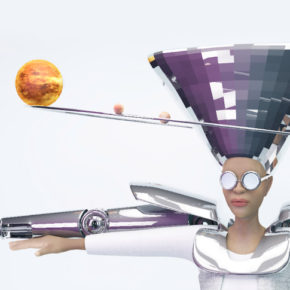 Afrofuturist Virtual Reality Installation Reimagines the Future for Women Of Color
