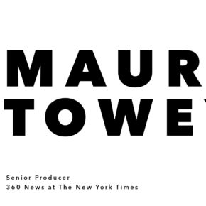 Last Week at ODL: Maureen Towey from 360 News at The NYTimes
